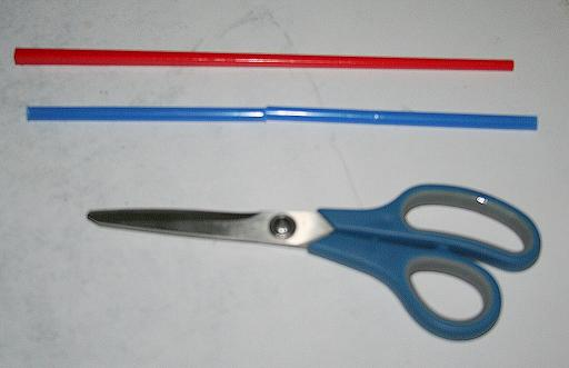 EZ Cherry Pitter - Straw and Chopstick