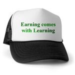 Earning Comes With LEarning